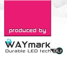 Произведены WAYmark