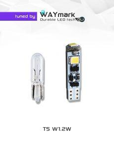 T5-W1.2W (приборная панель)